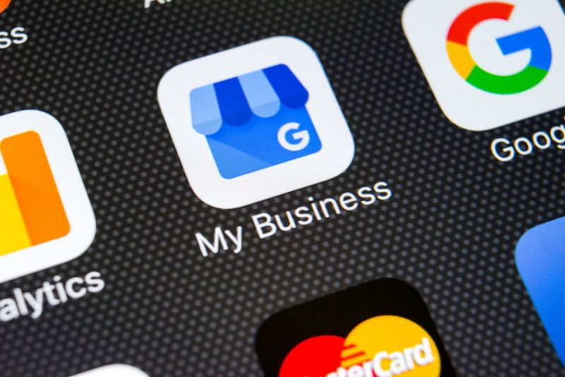 Google My Business per la tua attività online