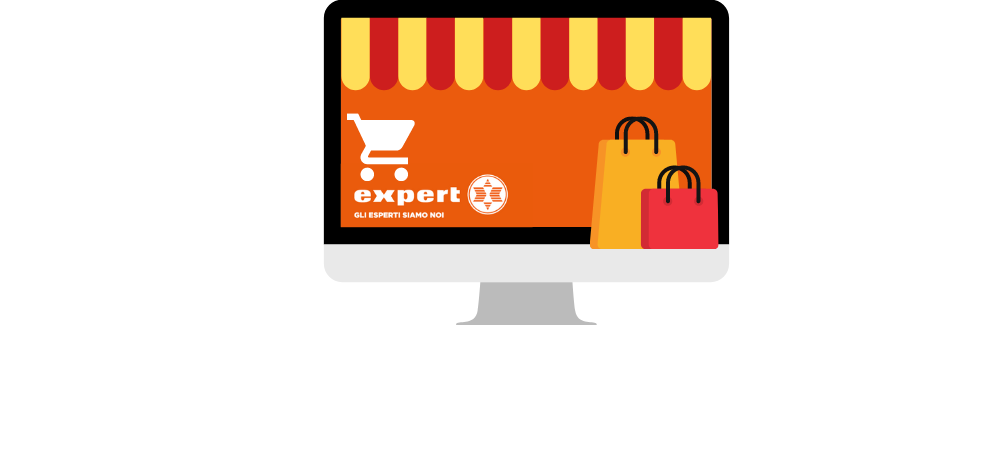 We have realized portals made for Expert stores of GAER Group: discover the online promotions of your trusted store, whenever and wherever you want!